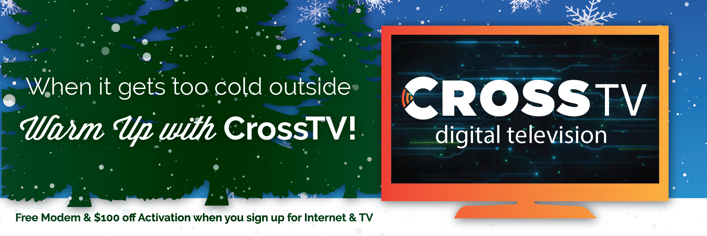Warm Up with CrossTV